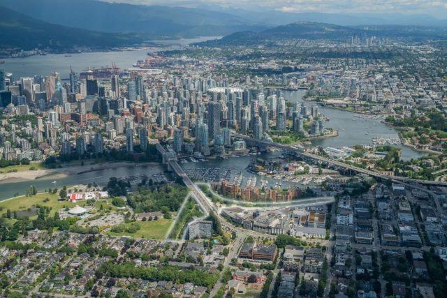 11 torony épül Vancouverben