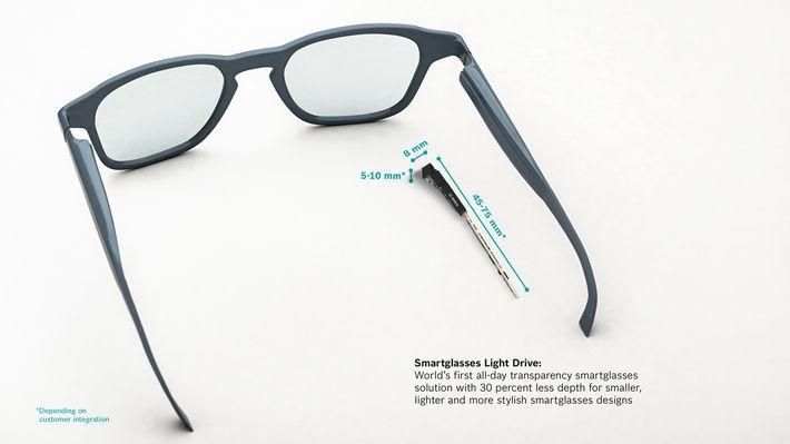 Bosch okosszemüvege