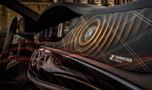 hangszórók nélküli autós hangrendszer