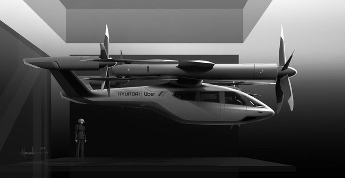 Hyundai - Uber