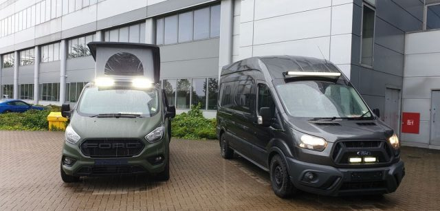 Ford Transit Giant 4WD