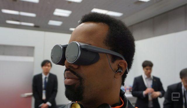 Panasonic HDR UHD VR