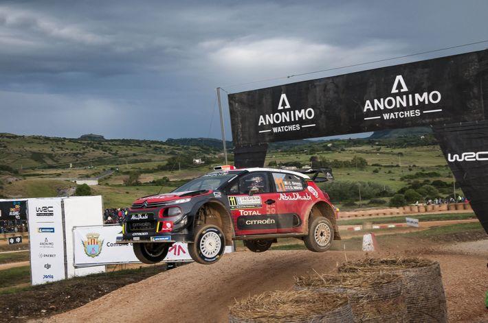 Anonimo Militare Chrono WRC