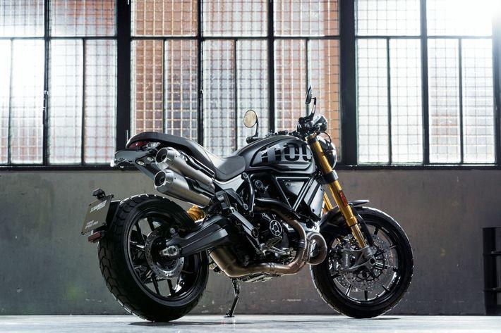 A Ducati újabb Scrambler 1100 modelleket mutatott be