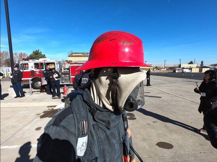 Haptic Helmet
