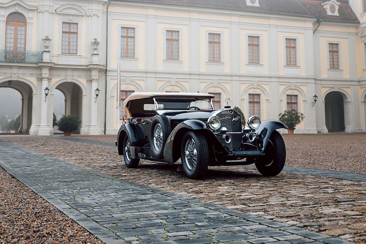 Mercedes-Benz 710 SS Sport Tourer