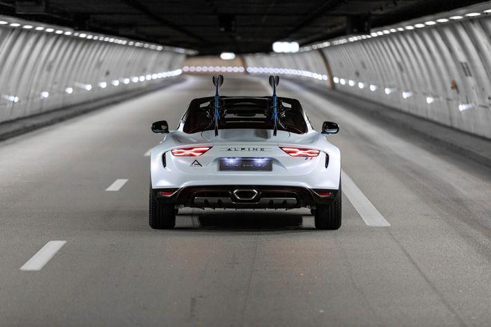 Alpine A110 SportX
