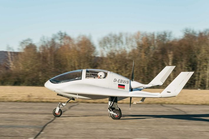 Horten HX-2