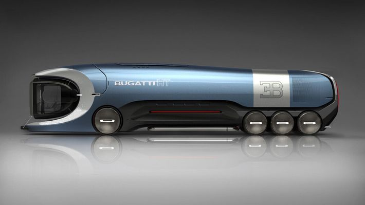 Bugatti Hypertruck
