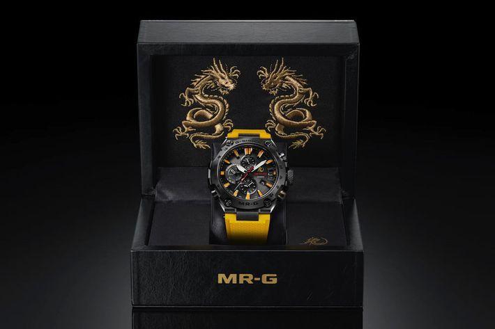 Bruce Lee Watch