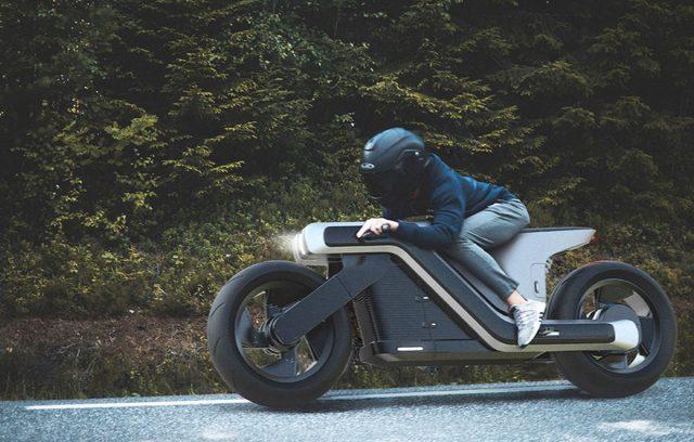 Z motorkerékpár