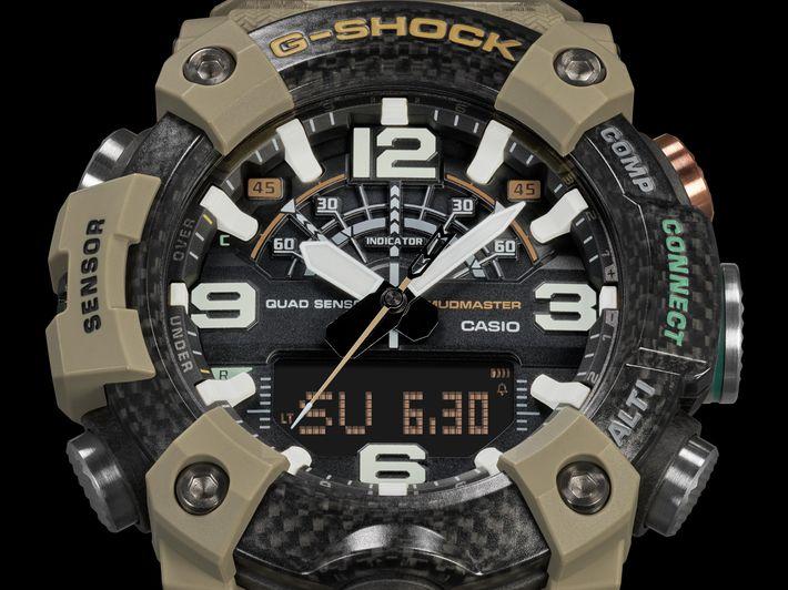 British Army X G-Shock Mudmaster
