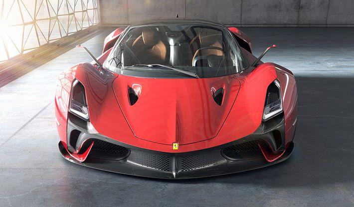 Ferrari Stallone