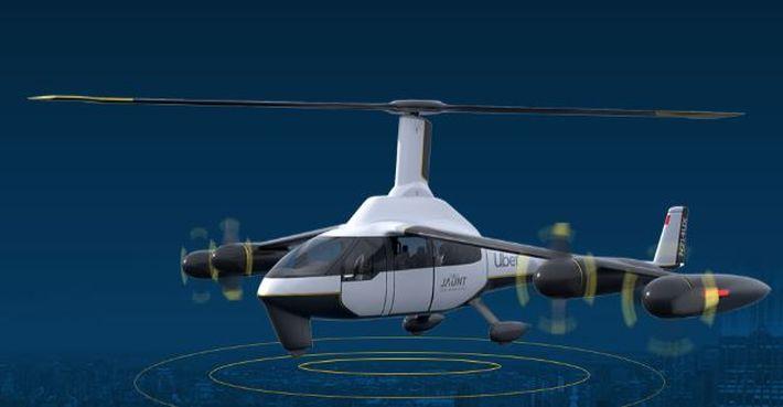 Jaunt Air Mobility