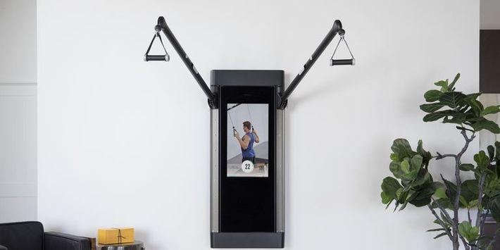 Fitness tükör
