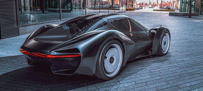 Porsche koncepció