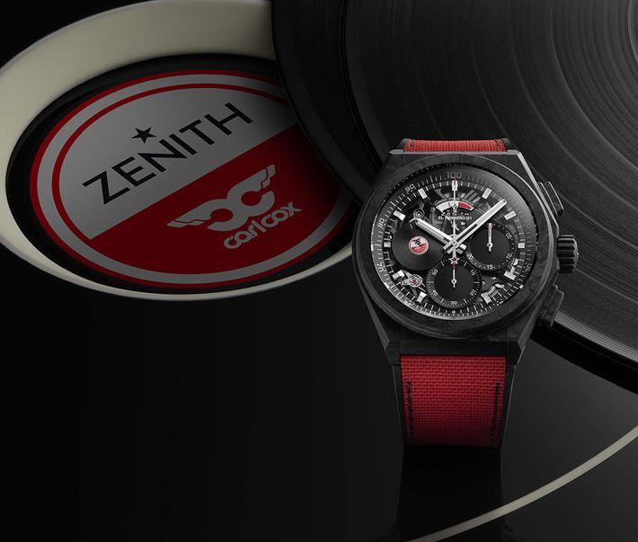 Zenith Defy 21 Carl Cox Edition