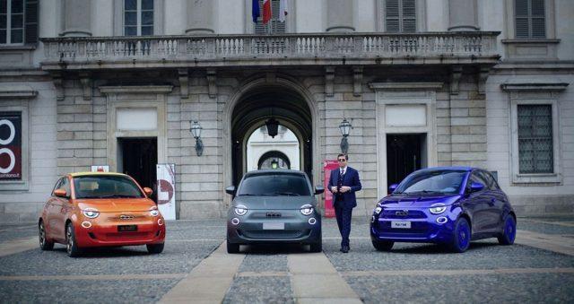 Új FIAT 500