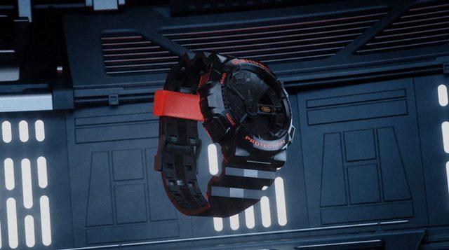Star Wars Edition G-Shock