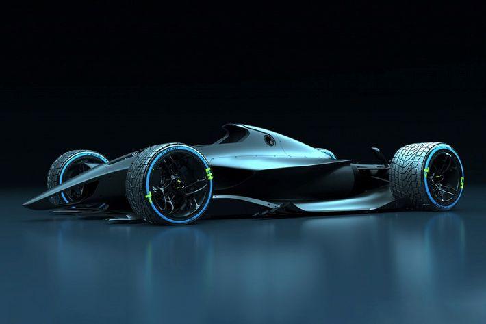 F1-es vadászgép