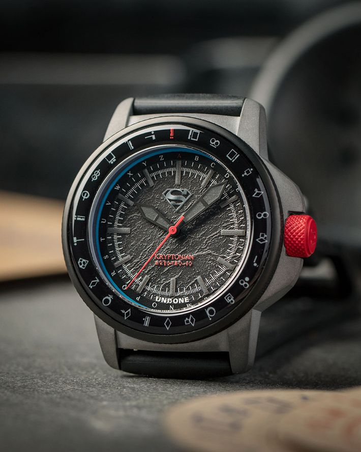 Undone x Superman Watch