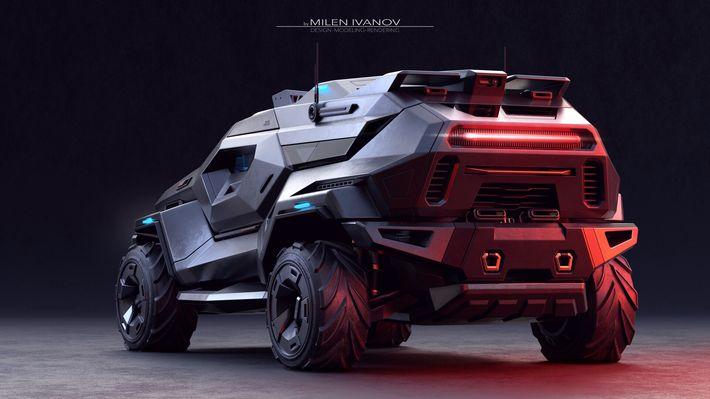 Armortruck