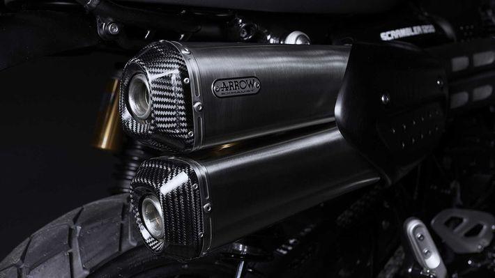 Triumph Scrambler 1200 Bond Edition-
