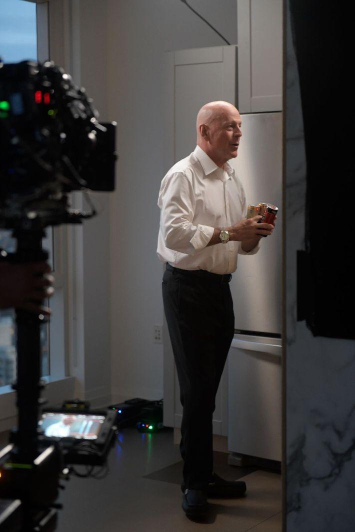 Bruce Willis - Hell