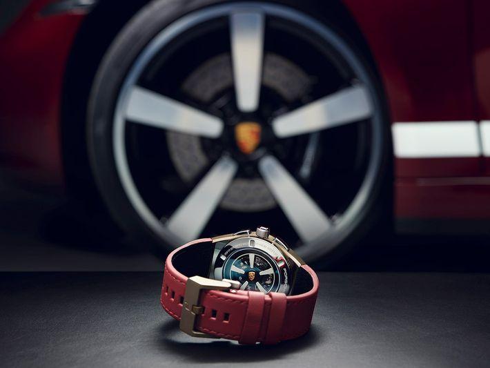 Porsche Design Chronograph 911 Targa 4S Heritage Edition