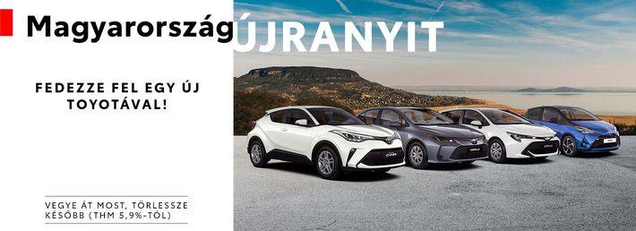 Élményfalu Sarud- Toyota