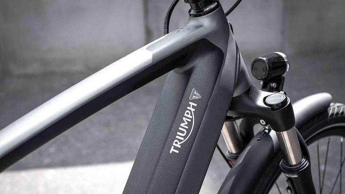 Triumph Motorcycles Trekker GT