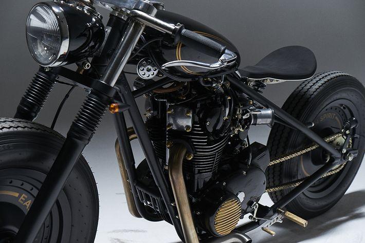 Yamaha XS 650 ESG 652