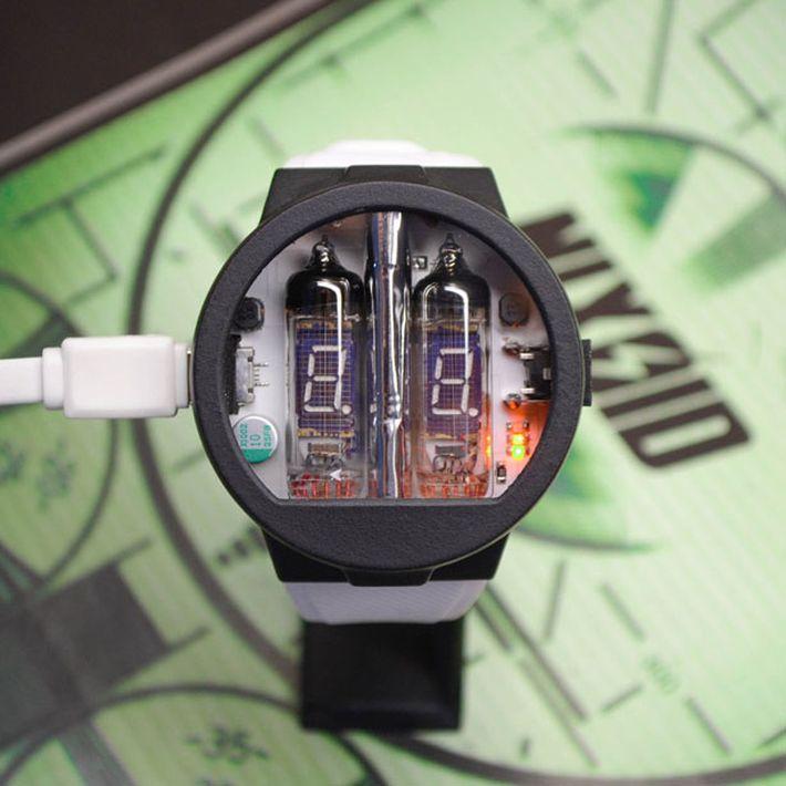 Nixie Tube Watch v3.3
