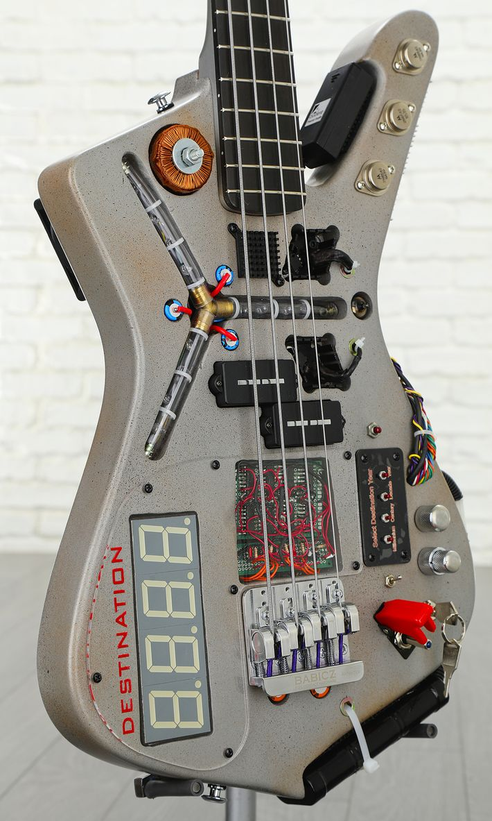 Vissza a jövőbe gitár