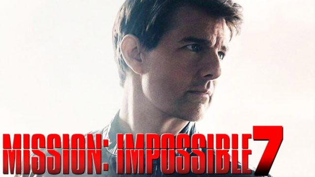 Mission: Impossible 7.