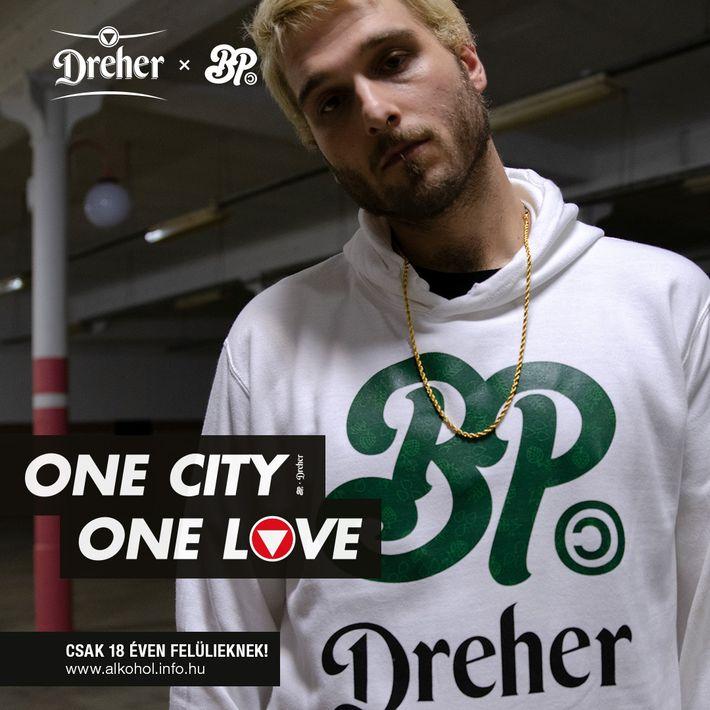 Dreher X BP Clothing
