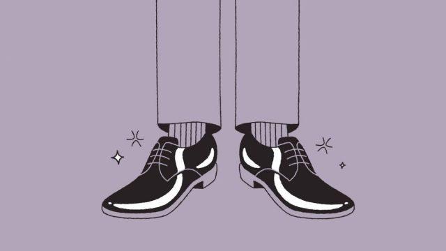 Sportcipő vagy bőrcipő?