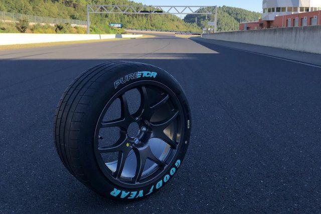 Goodyear Eagle F1 SuperSport ETCR