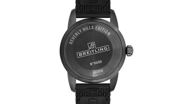 Breitling Beverly Hills Edition