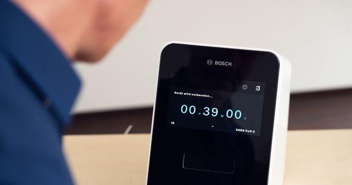 Bosch Covid teszt