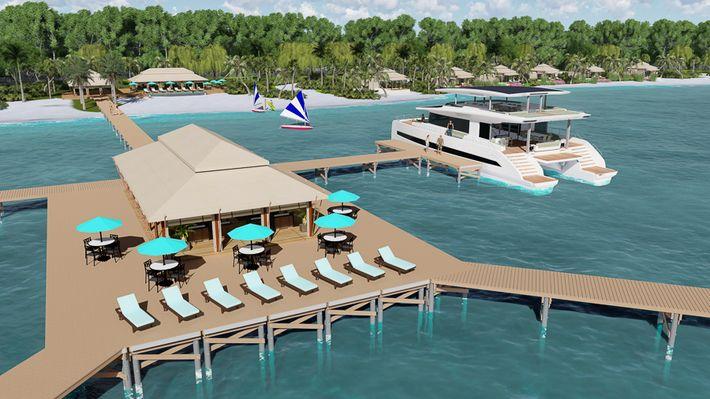Környezetbarát Resort koncepció
