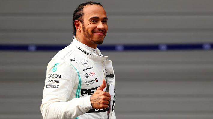 Lewis Hamilton LG