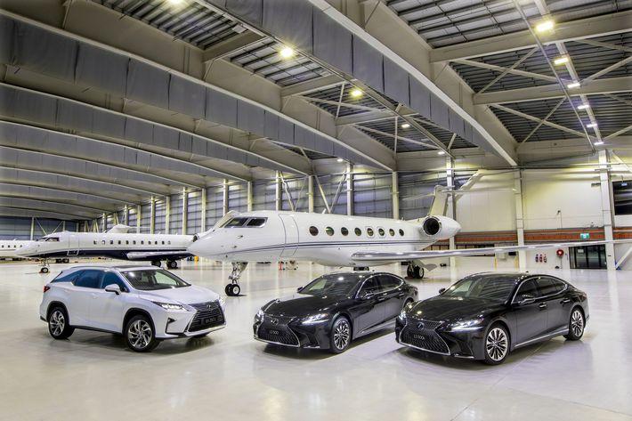 Lexus airport