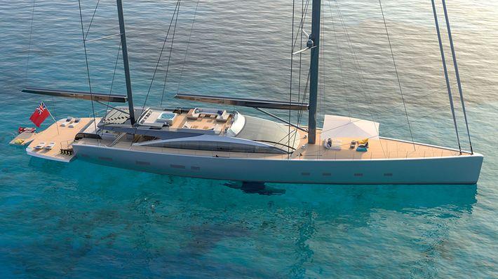 Dixon Yacht