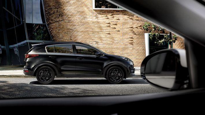 Sportage Black Edition