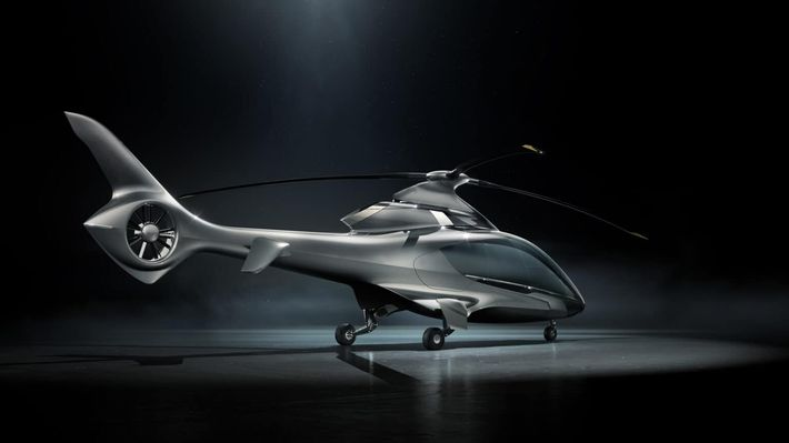 Hill Helicopters HX50