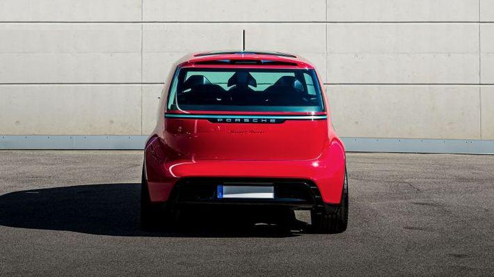 Porsche Vision Renndiens