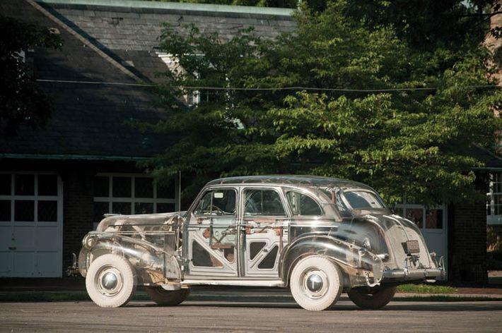 Pontiac Ghost Car