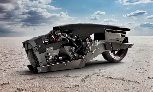 """BMW S1000RR """"Phantom"""""""