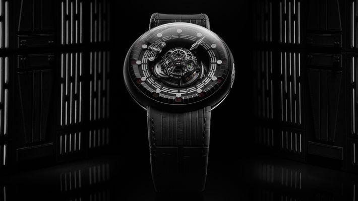 Death Star Tourbillon